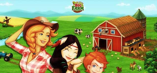 big farm играть