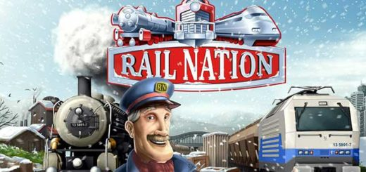 Rail Nation играть