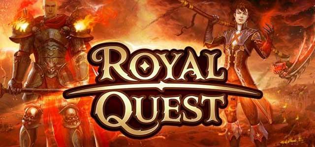Royal Quest игра в стиле фэнтези