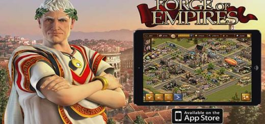 forge of empires ipad релиз