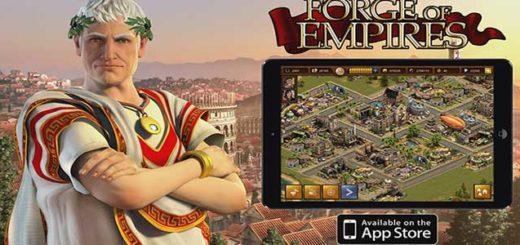 forge of empires ipad релиз