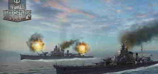 World of Warships закрытое бета тестирование