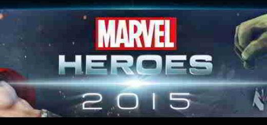 Marvel Heroes 2015 онлайн игра