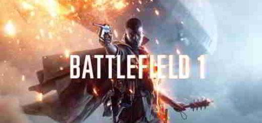 новый онлайн шутер Battlefield 1 анонс