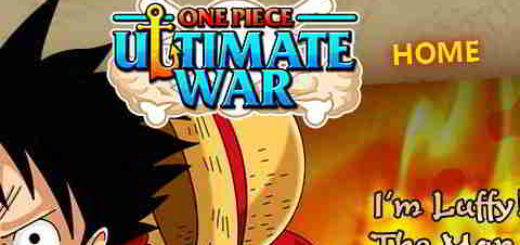 One Piece: Ultimate War онлайн игра