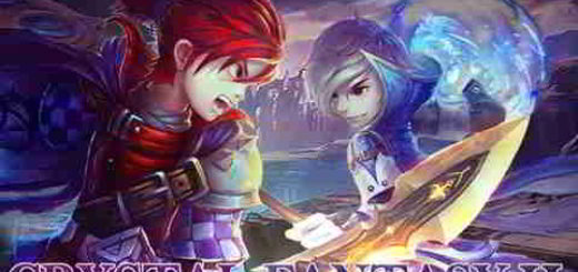 Crystal Fantasy 2 новая онлайн игра фэнтези