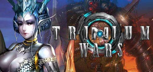 Trinium Wars mmorpg