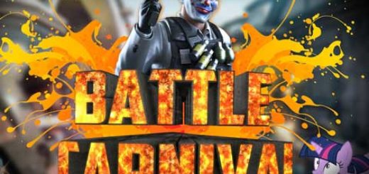 клиентская игра Battle Carnival