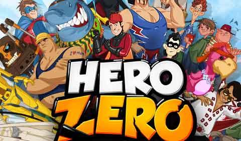 херо зеро (hero zero)