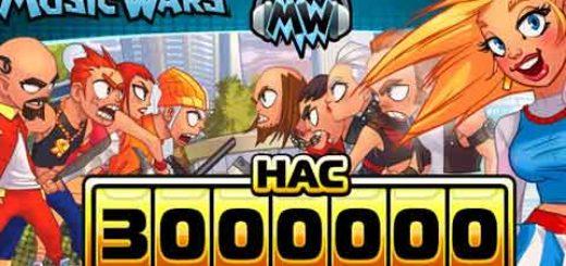 Music Wars игра онлайн бесплатно