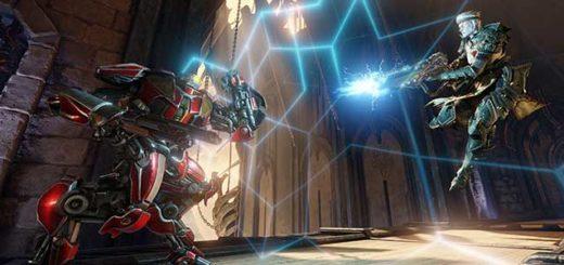 Quake Champions игра