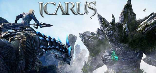 Icarus онлайн игра