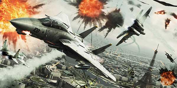 Серия Ace Combat