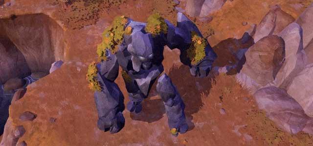 Горный гигант страж Альбион игры