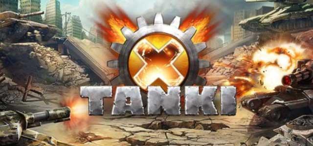 Tanki X играть