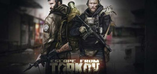 Клиентская онлайн игра Escape from Tarkov