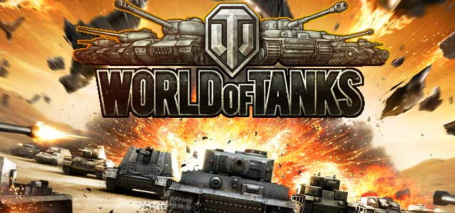 Играть онлайн World of Tanks