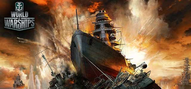 World of Warships онлайн игра