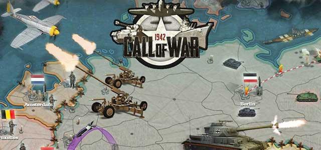 Call of War 1942 играть