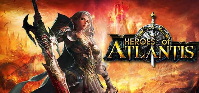 Heroes of Atlantis игра