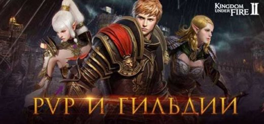 Kingdom Under Fire 2 гильдии