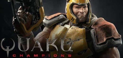 quake champions вышла в steam