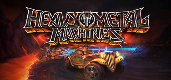 Heavy Metal Machines играть