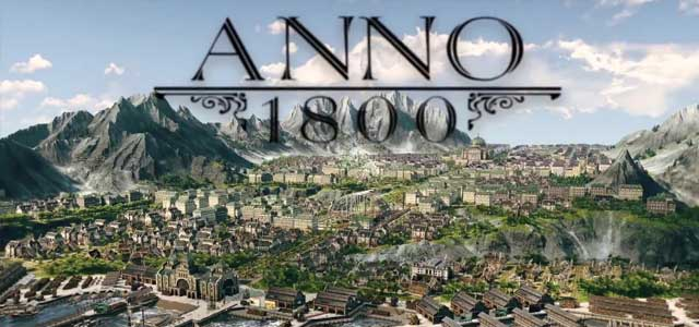 Anno 1800 анонсирована