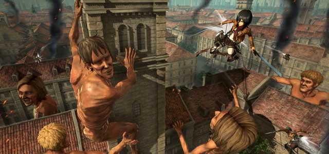 Attack on Titan 2 игра