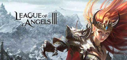 Закрытый бета тест League_of_Angels 3